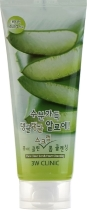 Скраб для лица 3W Clinic c экстрактом алоэ Pure Clean Scrub Foam Cleansing Aloe, 180 мл